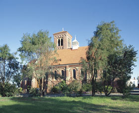 All Saints Church Collie - Accommodation Melbourne