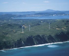 Albany Wind Farm - Accommodation Melbourne