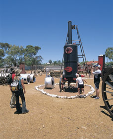 Ben Prior's Open Air Museum - Accommodation Melbourne