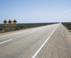 Eyre Highway - Accommodation Melbourne
