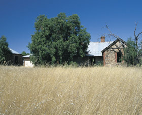 The Slater Homestead - Accommodation Melbourne