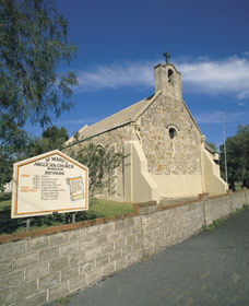 St Mary's Anglican Church - Accommodation Melbourne