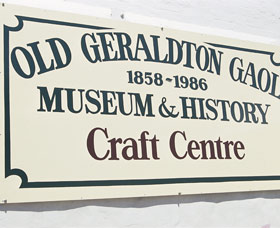 Old Geraldton Gaol Craft Centre - Accommodation Melbourne