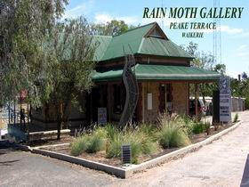 Rain Moth Gallery - Accommodation Melbourne