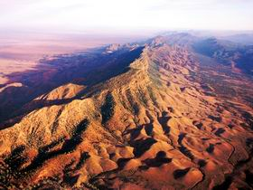 Flinders Ranges National Park - Accommodation Melbourne