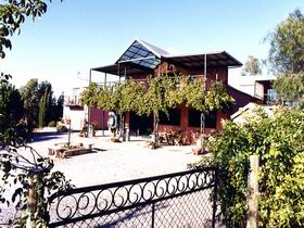 The Terrace Gallery at Patly Hill Farm - Accommodation Melbourne