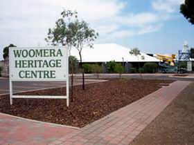 Woomera Heritage and Visitor Information Centre - Accommodation Melbourne