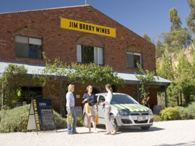 Jim Barry Wines - Accommodation Melbourne