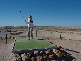 Coober Pedy Opal Fields Golf Club - Accommodation Melbourne