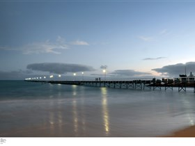 Beachport Jetty - Accommodation Melbourne