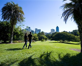 City Botanic Gardens - Accommodation Melbourne