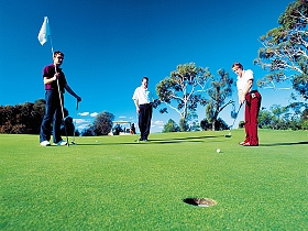 Queenstown Golf Club - Accommodation Melbourne