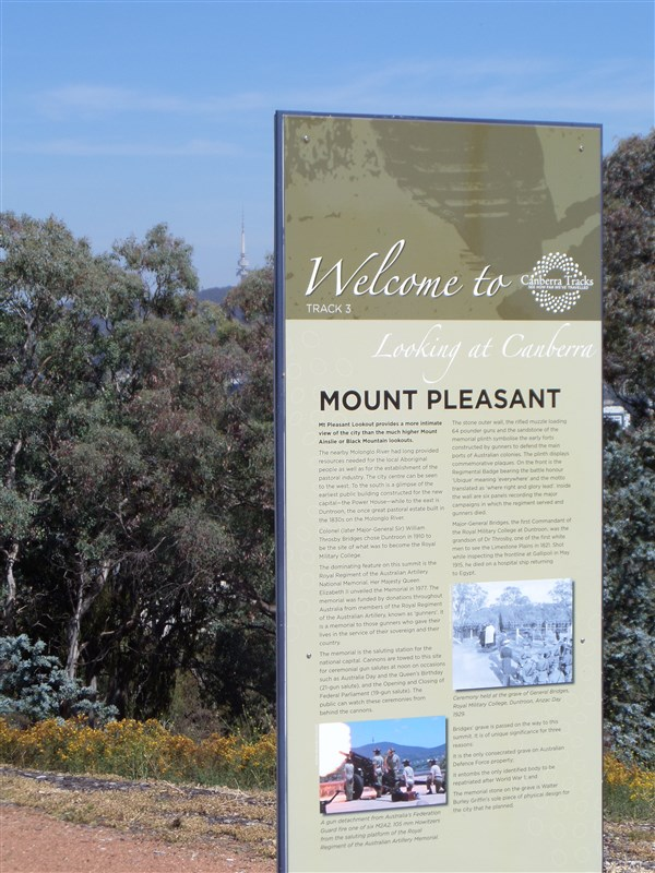 Mount Pleasant Lookout - Accommodation Melbourne
