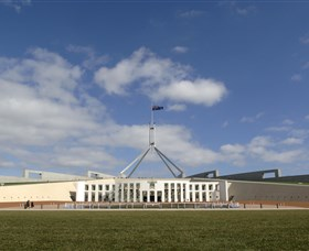 Parliament House - Accommodation Melbourne