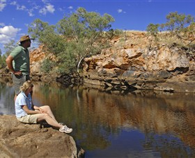 Davenport Range National Park - Accommodation Melbourne