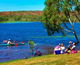 Tingkkarli/Lake Mary Ann - Accommodation Melbourne