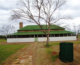 Tennant Creek Telegraph Station - Accommodation Melbourne