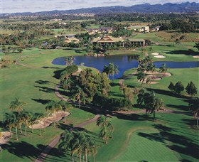 Palm Meadows Golf Course - Accommodation Melbourne