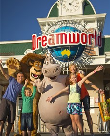 Dreamworld - Accommodation Melbourne