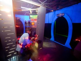 Laserzone Sunshine Coast - Warana - Accommodation Melbourne