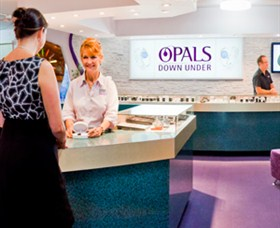 Opals Down Under - Accommodation Melbourne
