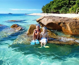 Fitzroy Island National Park - Accommodation Melbourne