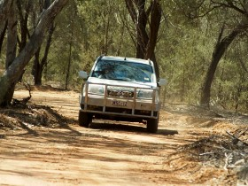 Ward River 4x4 Stock Route Trail - Accommodation Melbourne