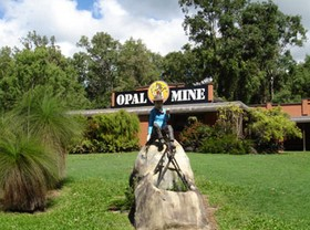 Outback Opal Mine - Accommodation Melbourne
