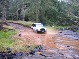 Condamine Gorge '14 River Crossing' - Accommodation Melbourne