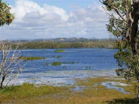 Lake Barfield - Accommodation Melbourne
