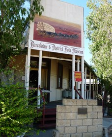 Barcaldine and District Museum - Accommodation Melbourne