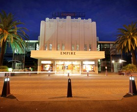 Empire Theatre - Accommodation Melbourne