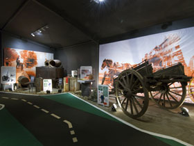 Transport and Main Roads Heritage Centre - Accommodation Melbourne