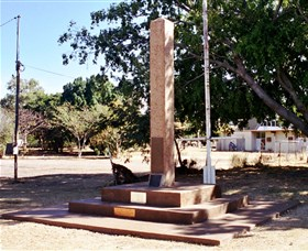 Mount Isa Memorial Cenotaph - Accommodation Melbourne