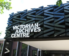 Public Record Office Victoria - Accommodation Melbourne