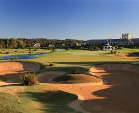 Eagle Ridge Golf Course - Accommodation Melbourne