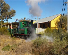 Red Cliffs Historical Steam Railway - Accommodation Melbourne