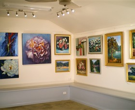 Ros McArthur Art Studio - Accommodation Melbourne