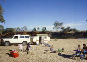Murray-Kulkyne Regional Park - Accommodation Melbourne