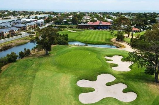 Patterson River Golf Club - Accommodation Melbourne