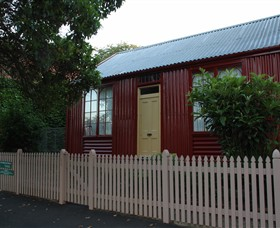 19th Century Portable Iron Houses - Accommodation Melbourne