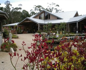 Kuranga Native Nursery and Paperbark Cafe - Accommodation Melbourne