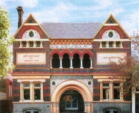 Victorian Artists Society - Accommodation Melbourne