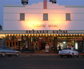 Theatre Royal - Accommodation Melbourne
