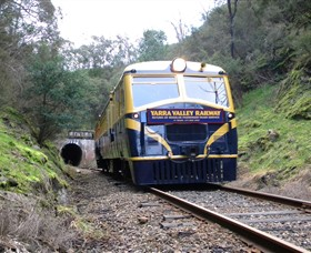 Yarra Valley Railway - Accommodation Melbourne