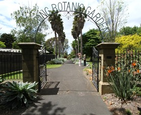 Friends of Geelong Botanic Gardens - Accommodation Melbourne