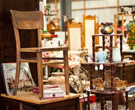 Bendigo Pottery Antiques and Collectables Centre - Accommodation Melbourne