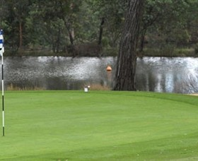 Hepburn Springs Golf Club - Accommodation Melbourne