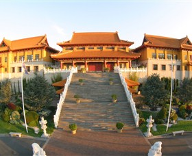 Nan Tien Temple - Accommodation Melbourne
