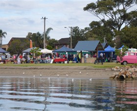 Greenwell Point Riverside Markets - Accommodation Melbourne